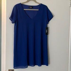 """Lulu's """"Freestyle"""" Shift Dress"""